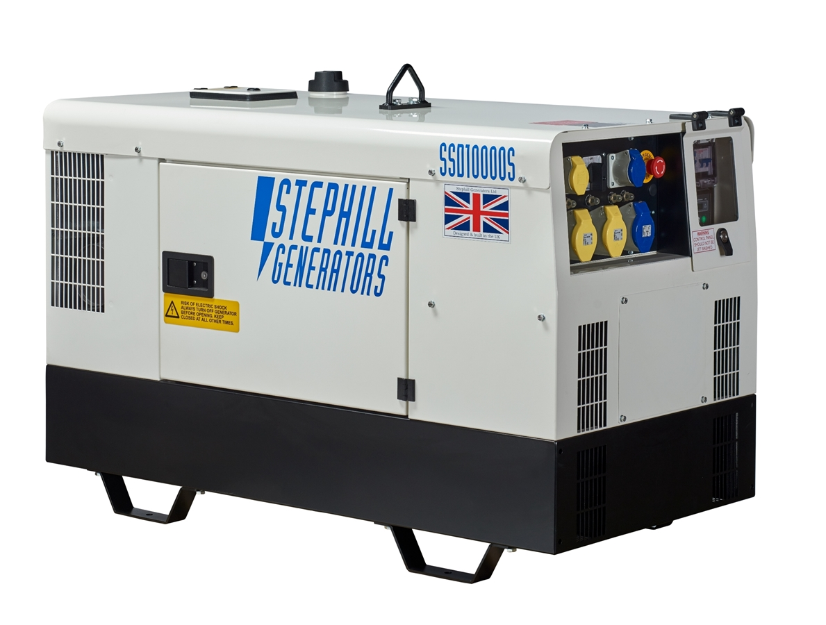 Ssd10000s Stephill Generators Meccalte Generator Wiring Diagram